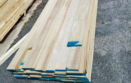 Ash Lumber Sale